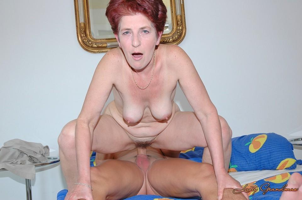 Lusty Granny 72